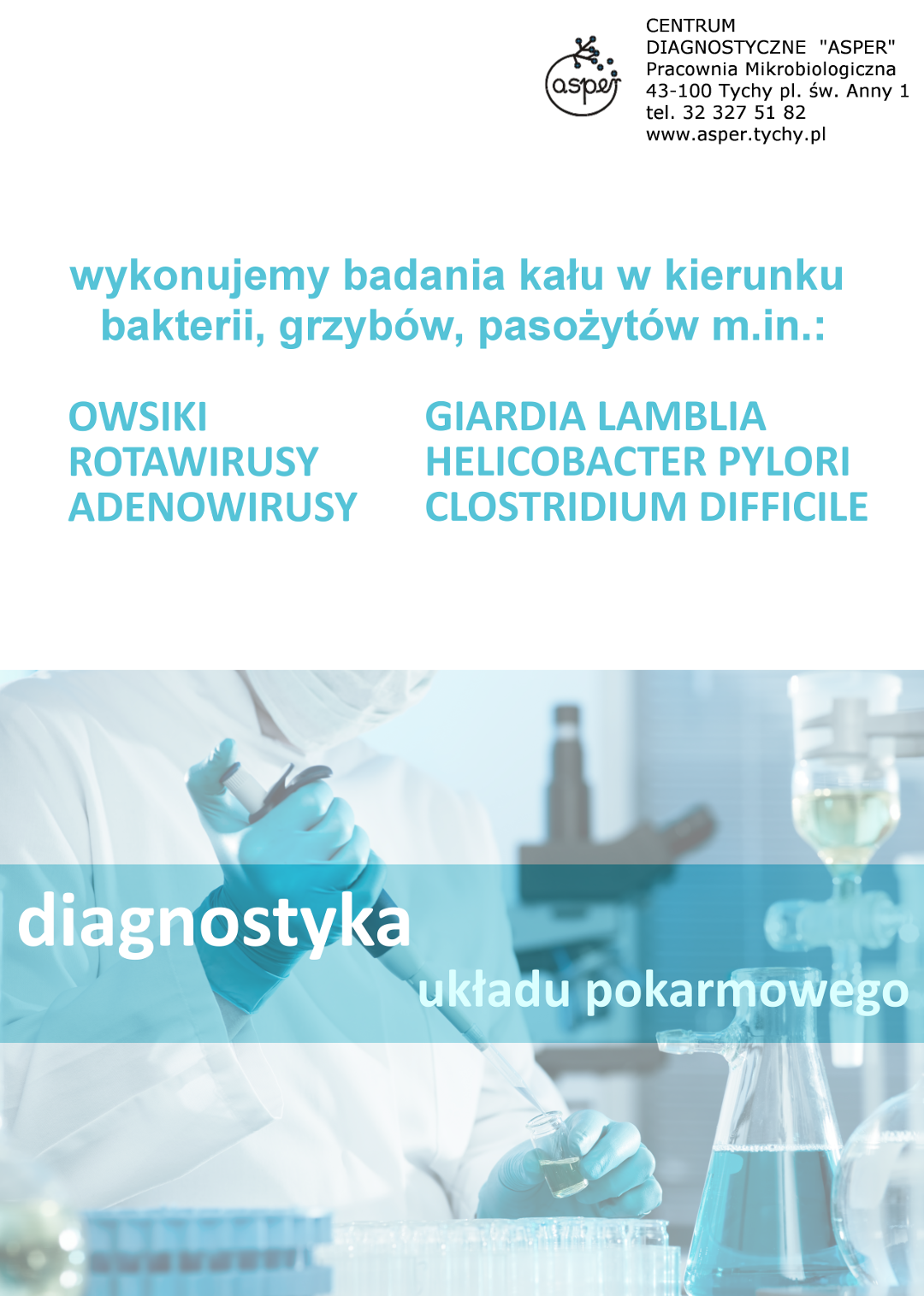 Diagnostyka układu pokarmowego